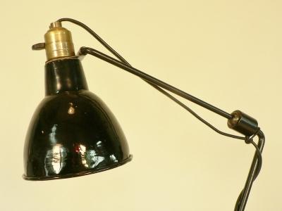 lampe atelier à rotules