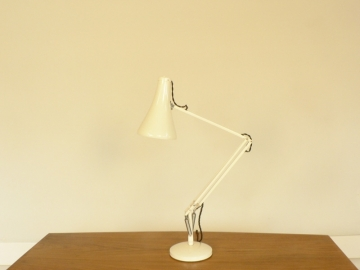 lampe anglepoise blanche