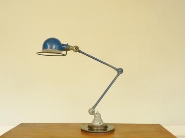 lampe jielde bleu