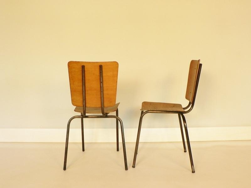 Chaise d 39 atelier for S asseoir sans chaise
