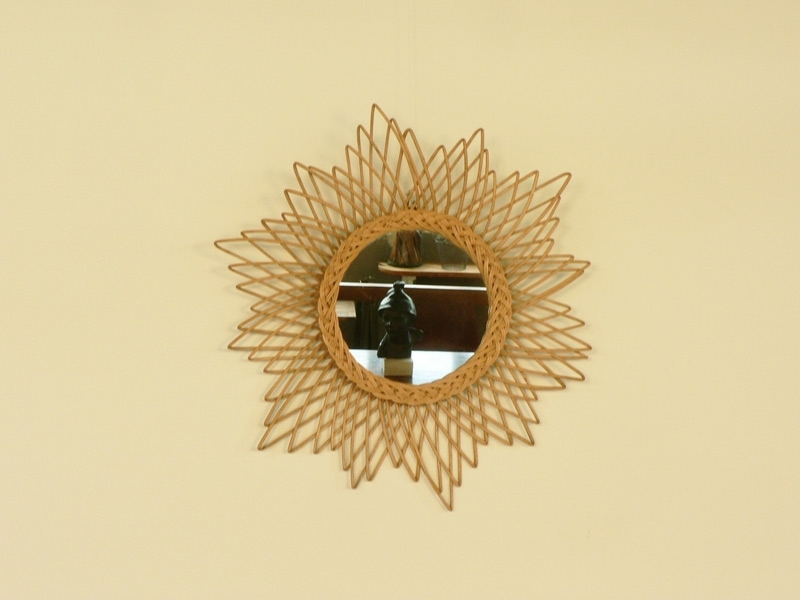 Miroir soleil for Glace soleil miroir