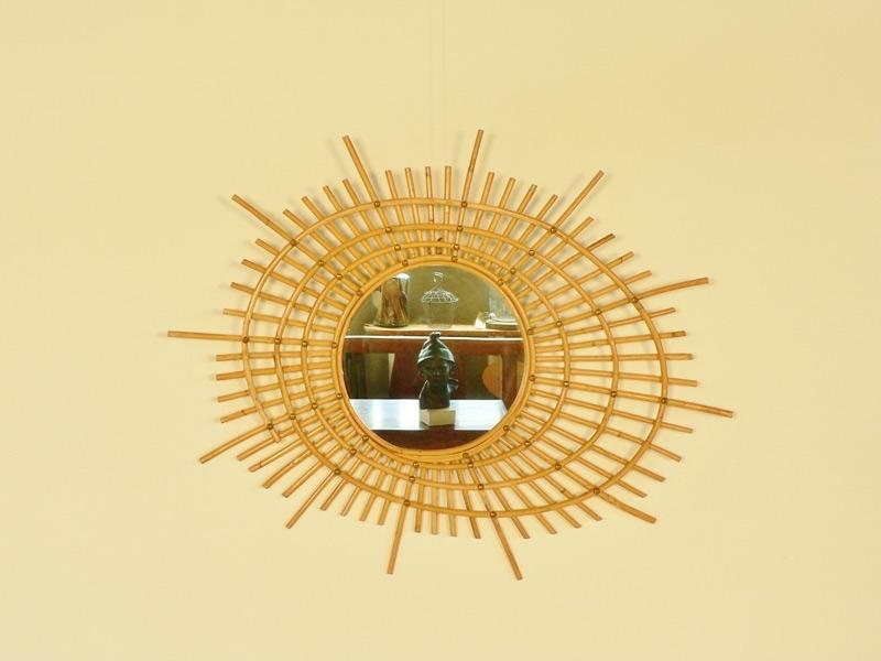 Miroir soleil elipse for Glace soleil miroir