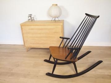 rockingchair scandinave