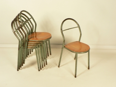 chaises de refectoire