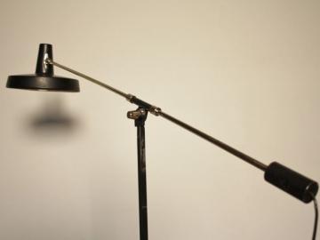 lampadaire vintage à balancier