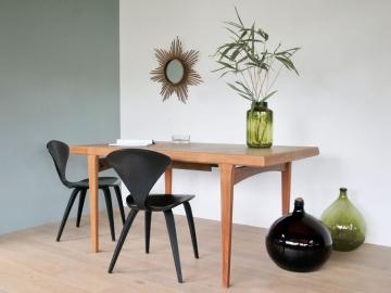 Table vintage design scandinave Johannes Andersen maison simone nantes