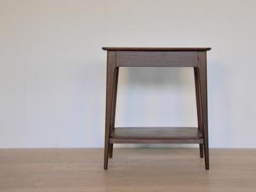 chevet table vintage scandinave teck maison simone nantes paris la baule