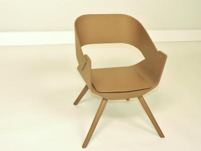 chaise enfant plywood