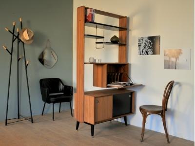 Secrétaire claustra G Plan vintage maison simone nantes
