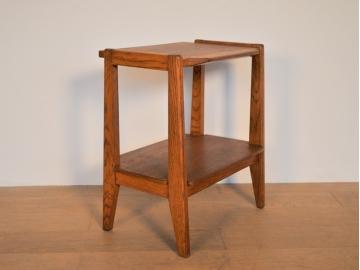 table chevet appoint vintage année 50 60 maison simone nantes