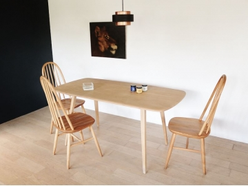 table ercol vintage années 50