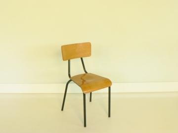 chaise dans le style de hitier