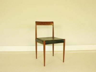 lot de 4 chaises design scandinave