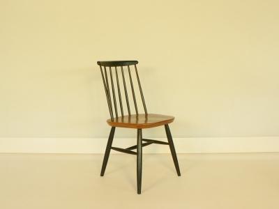 chaise tapiovaara assise  bois massif
